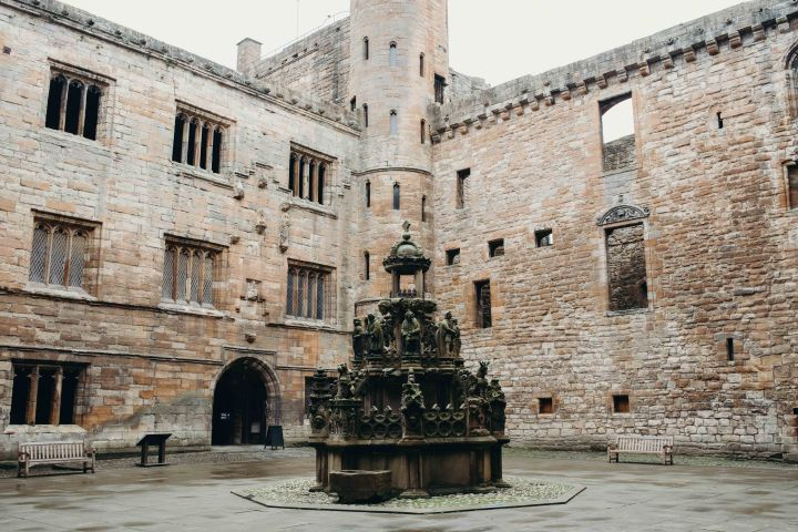 10 Days in Scotland – Post 1 Linlithgow Palace and Blackness Castle